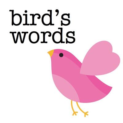 Birds Words