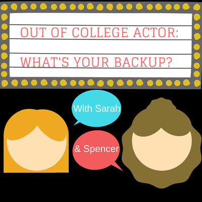 Out of College Actor