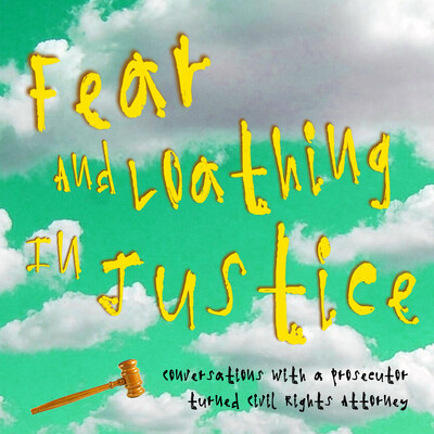 Fear and Loathing in Justice: Conversations with a former prosecutor