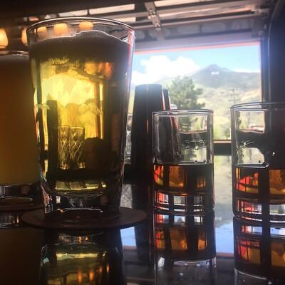 Denver's Beer and a Shotcast