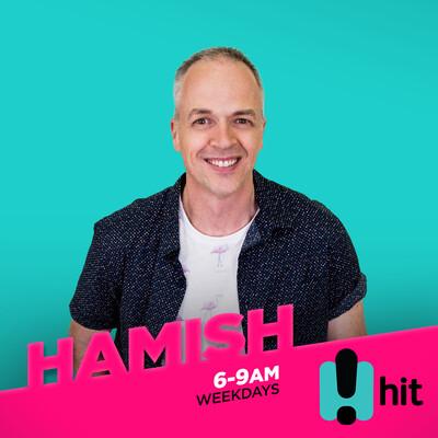 Hamish - hit South Queensland