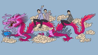 Asian Bros Yo!