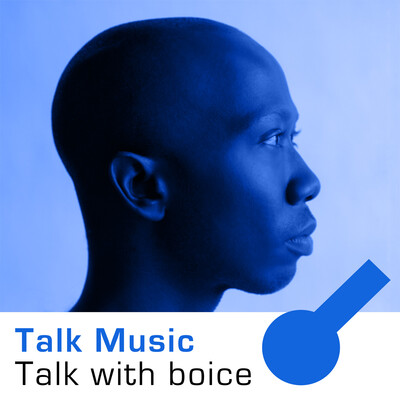 Talk Music Talk with boice