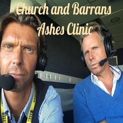 Church and Barran's Ashes Clinic