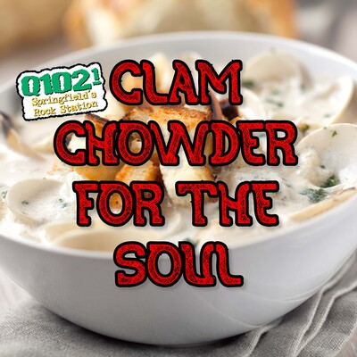 Clam Chowder For The Soul