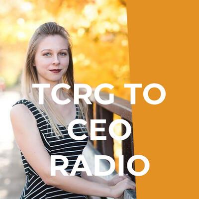 TCRG TO CEO RADIO