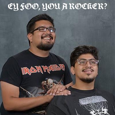 Ey Foo You A Rocker?