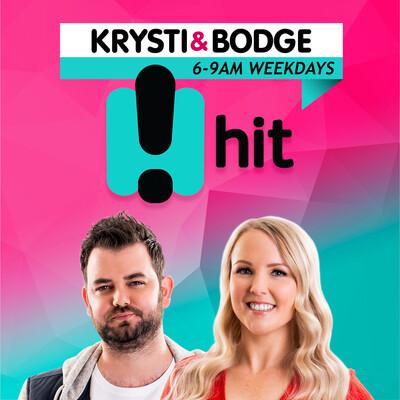 Get Up With Krysti & Bodge - Hit Mid North Coast