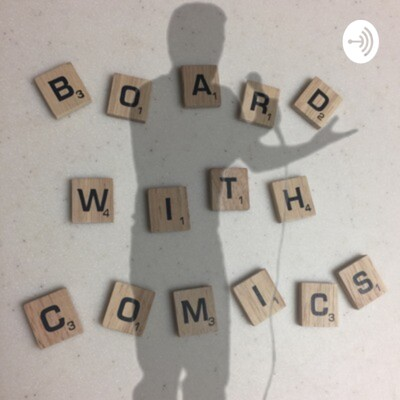 Board With Comics
