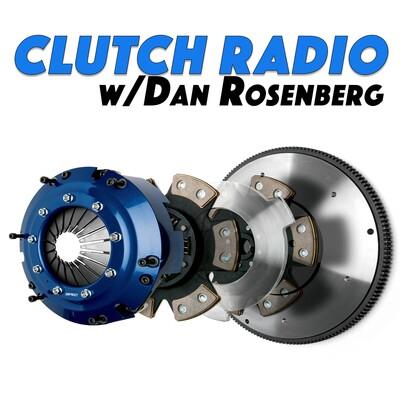 Clutch Radio w/Dan Rosenberg