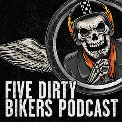 Five Dirty Bikers