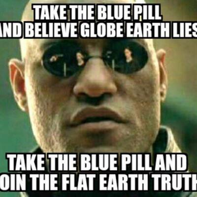 FLAT EARTH, ETC