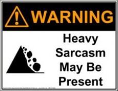 Flood of Sarcasm
