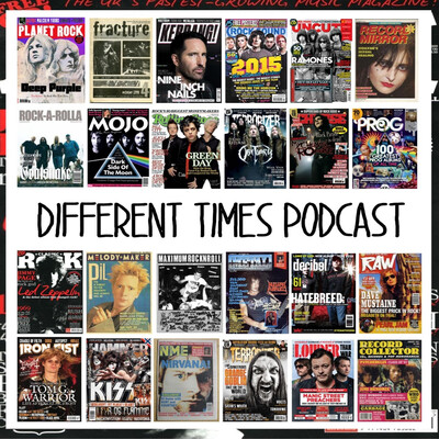 Different Times Podcast