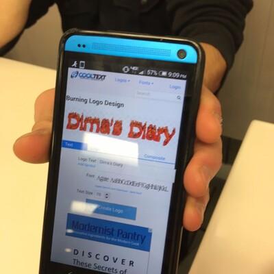 Dima D's Diary