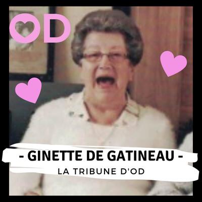 Ginette de Gatineau: La Tribune d'Occupation Double