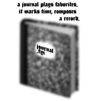 Journal.fyi