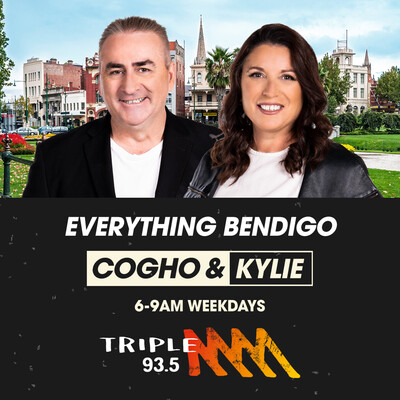 Cogho & Kylie For Breakfast - Triple M Bendigo 93.5