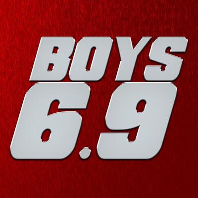 Boys 6.9