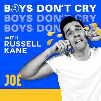 Boys Don't Cry with Russell Kane