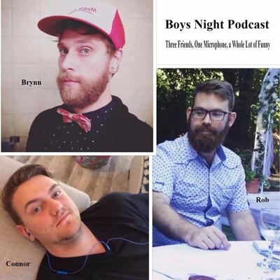 Boys Night Podcast