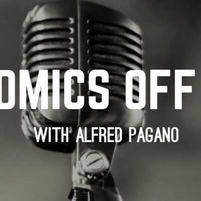 Comics Off Mic with Alfred Pagano