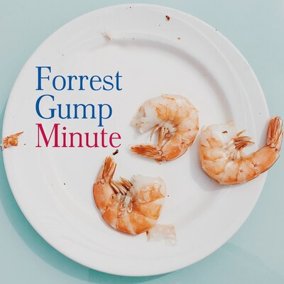 "Minutes 97-100 - ""Gas station shrimp"""