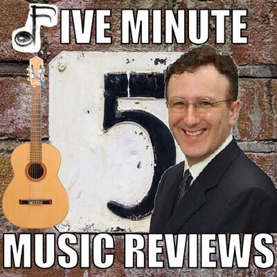 Five Minute Music Reviews: Album Reviews | Brian Morris