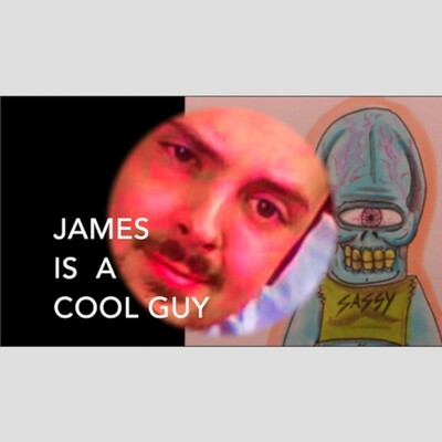 James is a Cool Guy