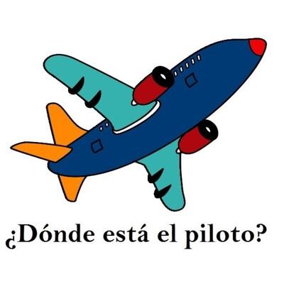 Donde está el piloto
