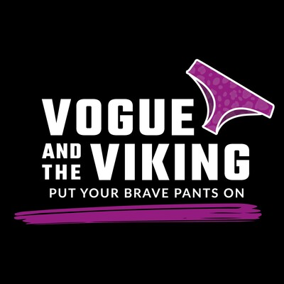 Brave Pants with Vogue and the Viking