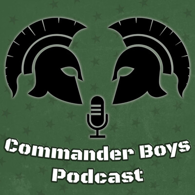 Commander Boys Podcast