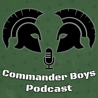 Commander Boys Podcast