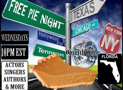 Free Pie Night