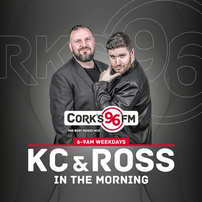 KC and Ross in the Morning - Corks 96FM