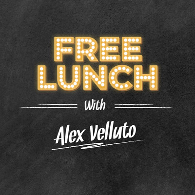 Free Lunch with Alex Velluto