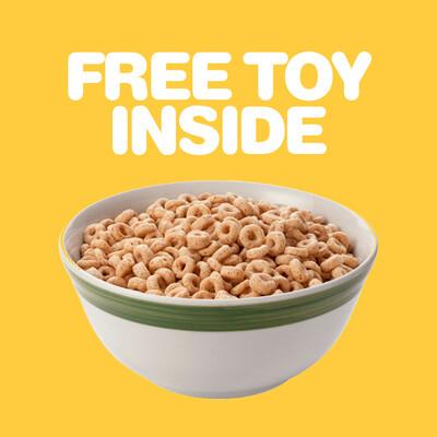 Free Toy Inside