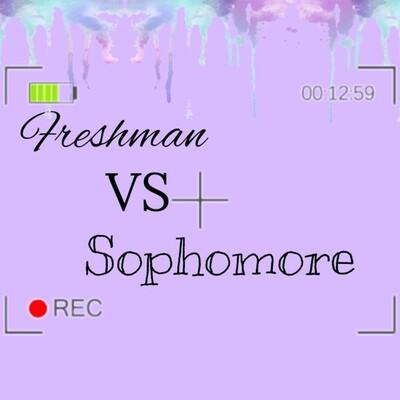 Freshman vs. Sophomore