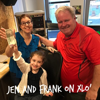 Jen and Frank on XLO'