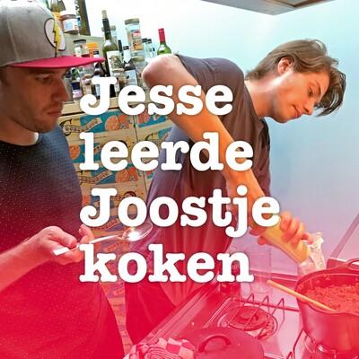 Jesse leerde Joostje koken