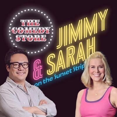 Jimmy & Sarah on the Sunset Strip