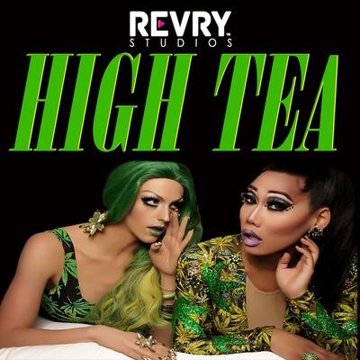 High Tea with Laganja Estranja and Gia Gunn
