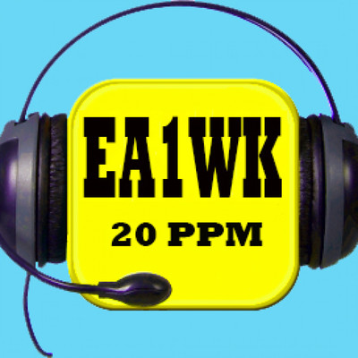 EA1WK 20ppm CW Podcast
