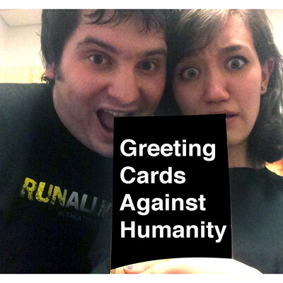 Greeting Cards Against Humanity