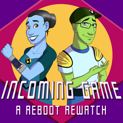 Incoming Game: A ReBoot ReWatch