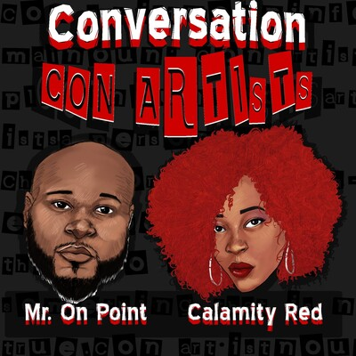 Conversation Con Artists Podcast