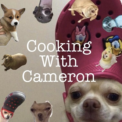 Cooking with Cameron