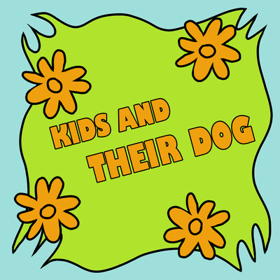 Kids and Their Dog