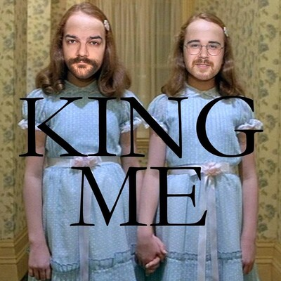 King Me: The Stephen King Movie Podcast, Officially
