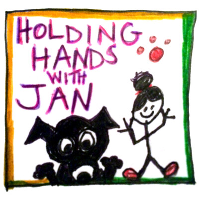 Holding Hands with Jan